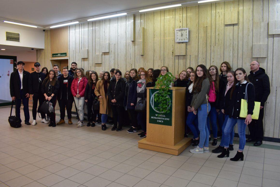 Wycieczka edukacyjna do Lublina
