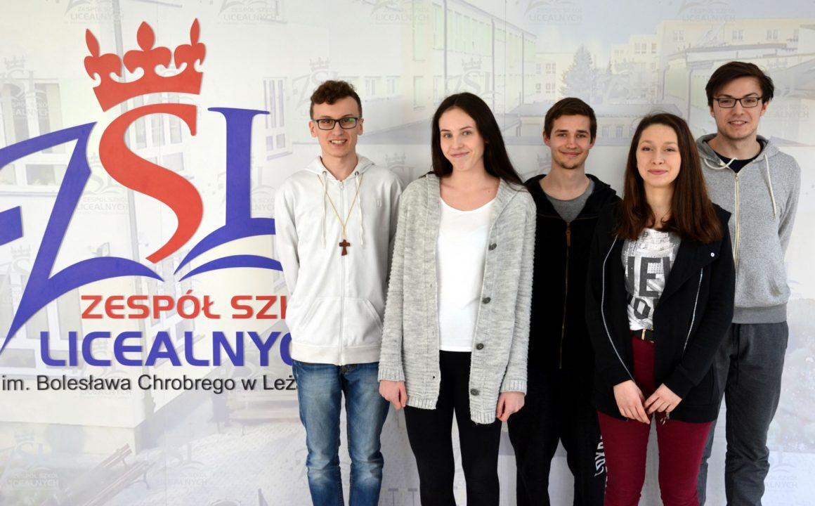 Nasi matematycy w etapie rejonowym PKM w Rzeszowie
