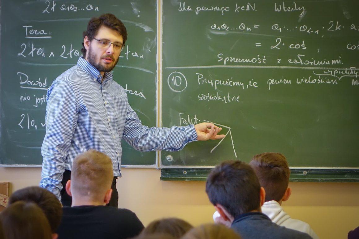 Wykłady z matematyki Pana dr. Bartłomieja Bzdęgi