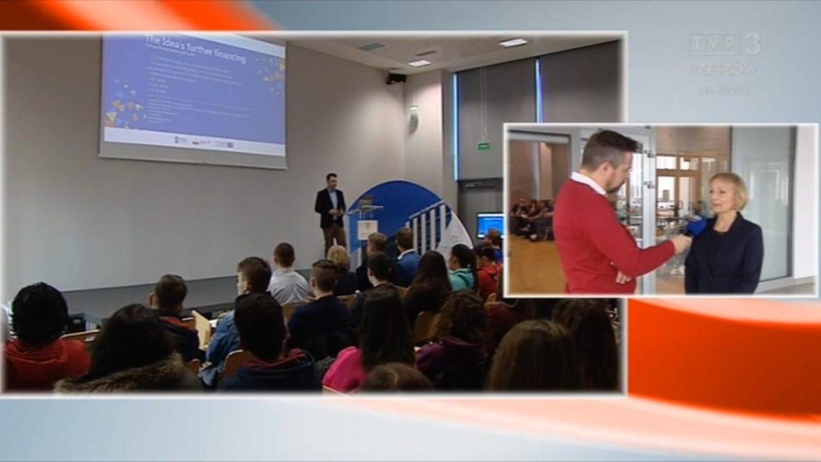 Erasmus+ TVP3 Rzeszów