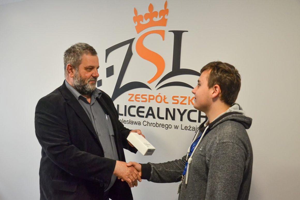 Wygrana w Loterii PKS Leżajsk