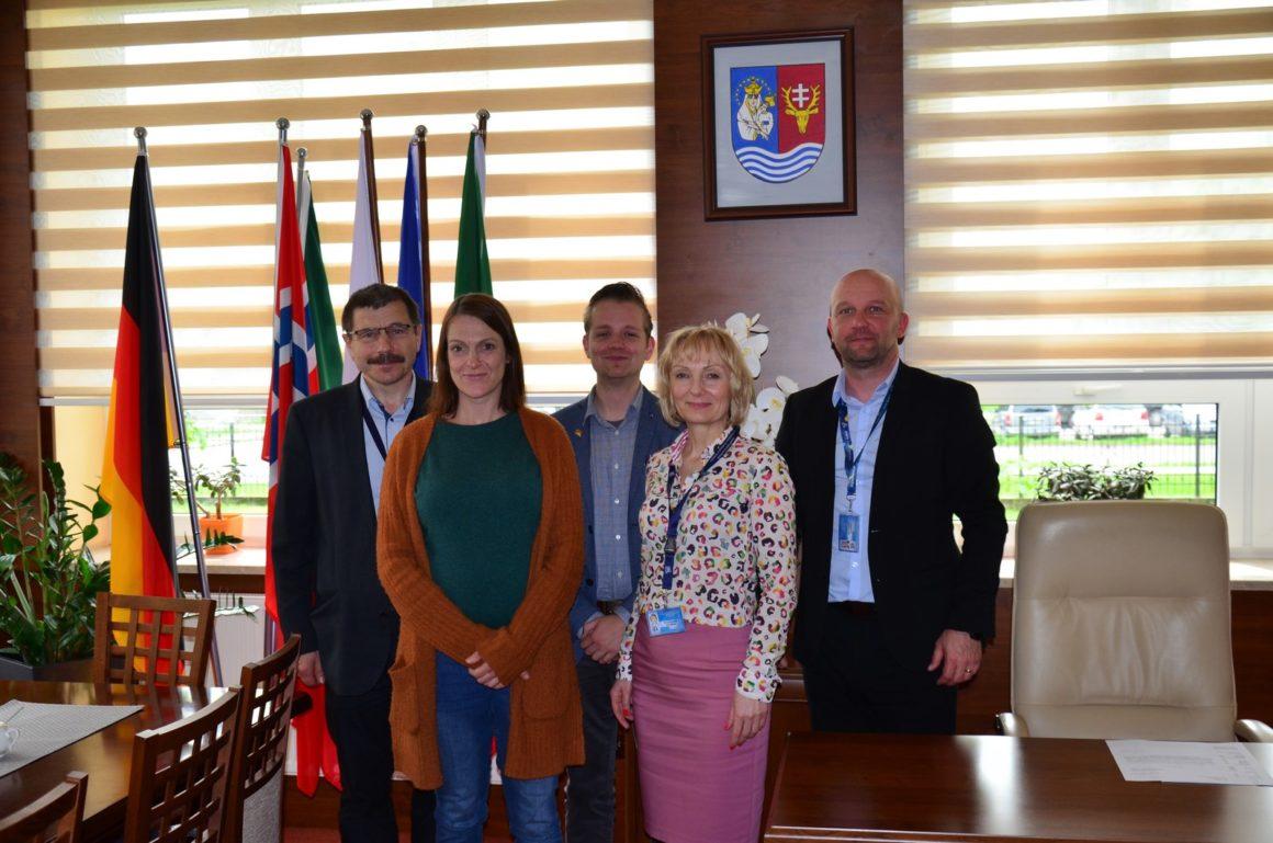 Goście z Holandii