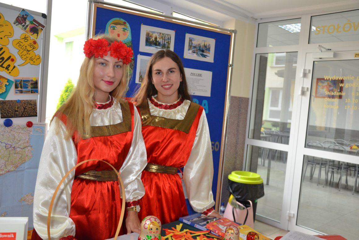 Europejski Dzień Języków Obcych w Chrobrym