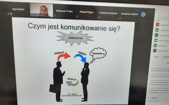 """Warsztaty z przedstawicielami wyższej uczelni w ramach projektu ,,Spedytor na maxa !"""""""