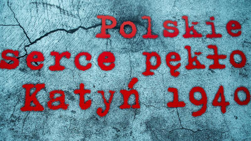 """Ilona Woś z klasy 1g laureatką konkursu """"Polskie serce pękło. Katyń 1940"""""""