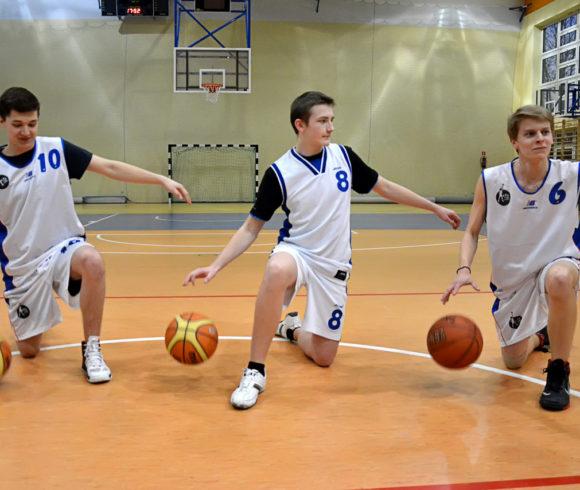 Koszykówka chłopców