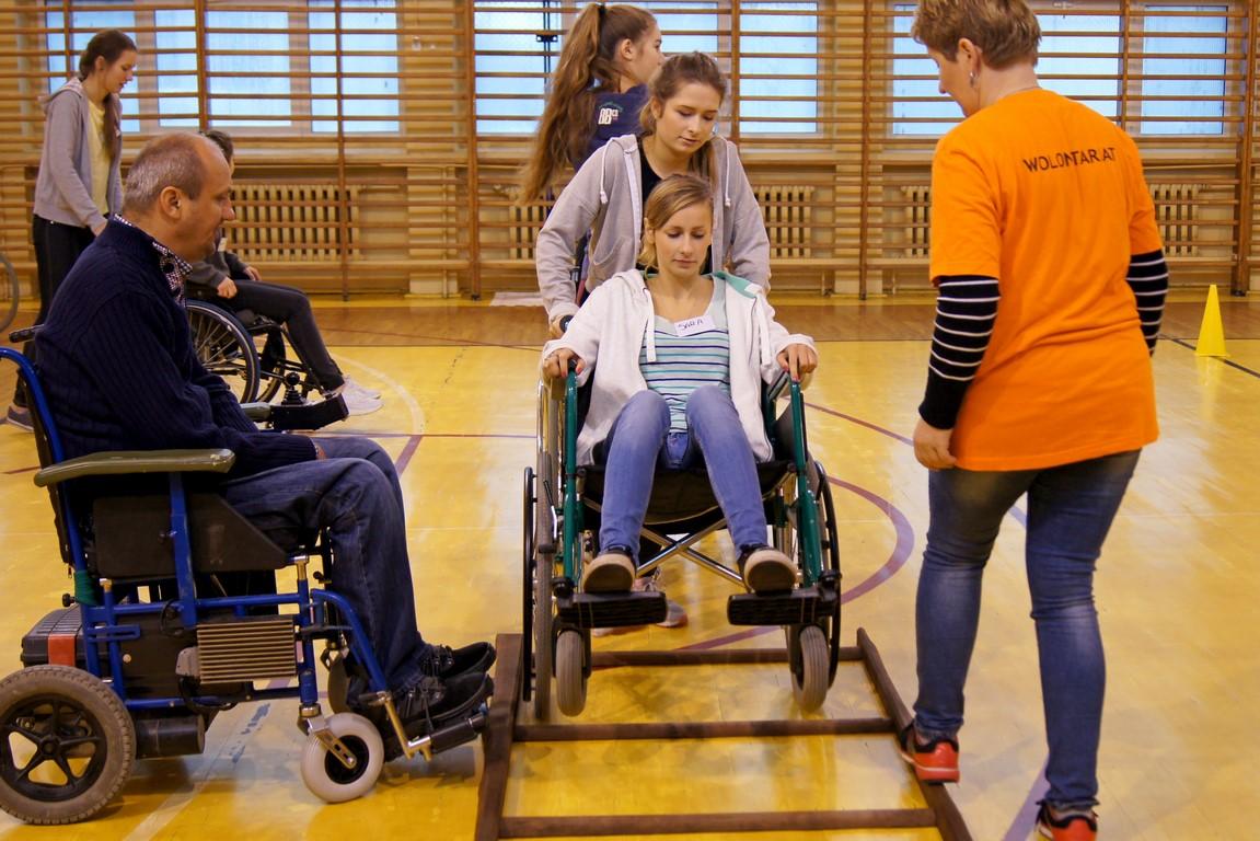 Warsztaty z zakresu pomocy osobom niepełnosprawnym