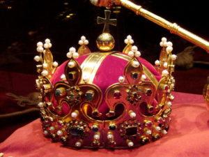 Replika korony królewskiej Bolesława Chrobrego
