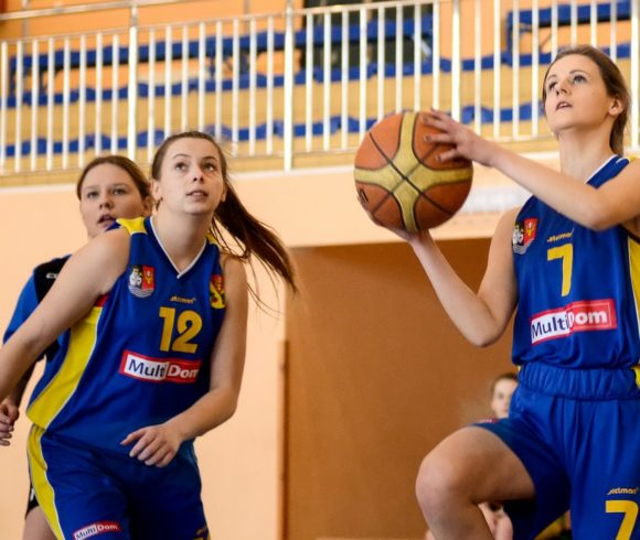 Koszykówka dziewcząt