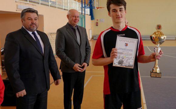 XIX Turniej piłki siatkowej chłopców o Puchar Starosty Powiatu Leżajskiego