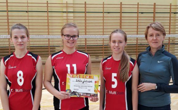 Badmintonistki w Finale Licealiady