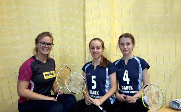 Badmintonistki ZSL w Finale Wojewódzkim Licealiady