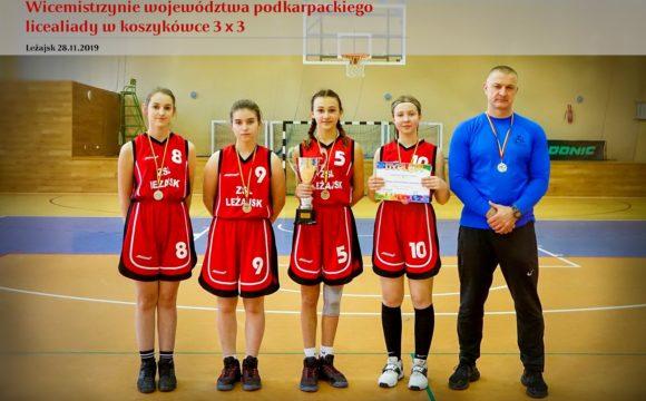 ZSL Leżajsk – Wicemistrzem Koszykówki  3X3