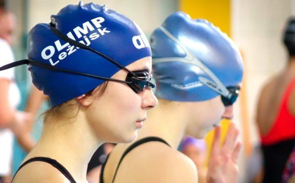 Półfinały z pływania zakończone