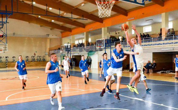 Powiatowa Licealiada koszykówki dziewcząt i chłopców