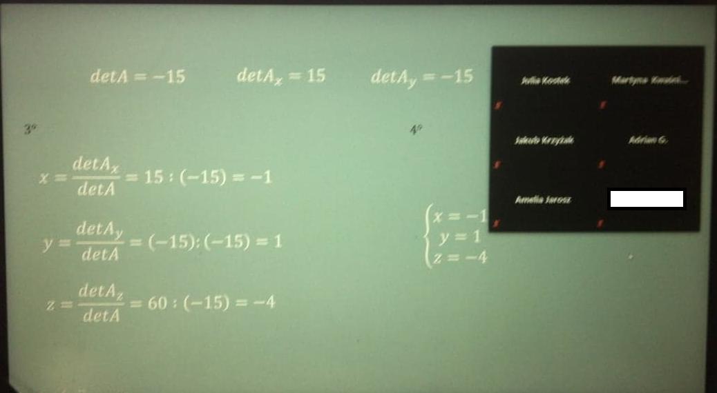 Spotkania z matematyką