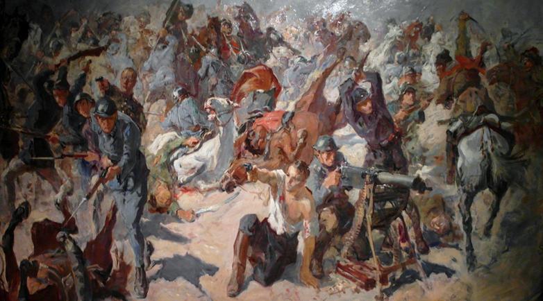 """Konkurs historyczny """"Zadwórze – Polskie Termopile"""""""
