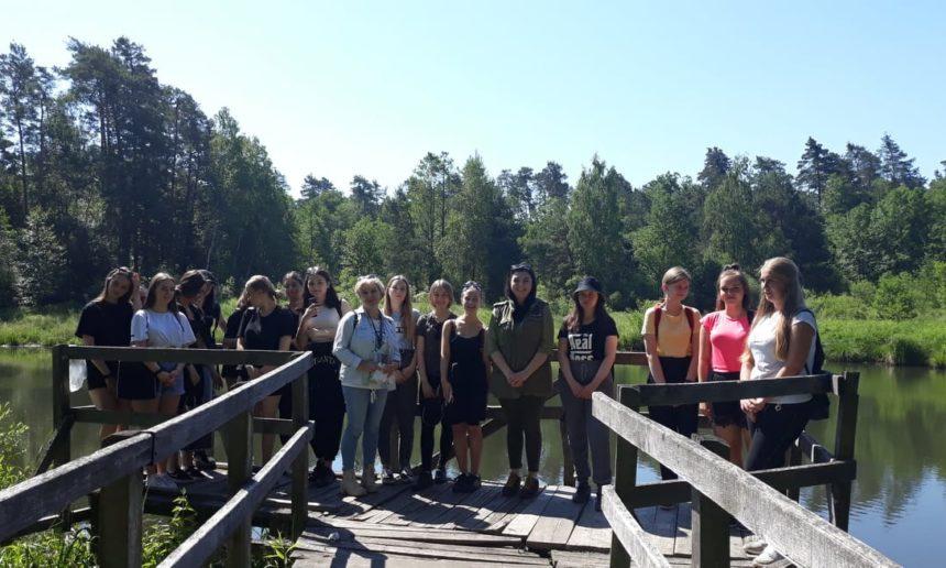 Wyprawa edukacyjno – integracyjna klasy I Te do lasów Nadleśnictwa Leżajsk