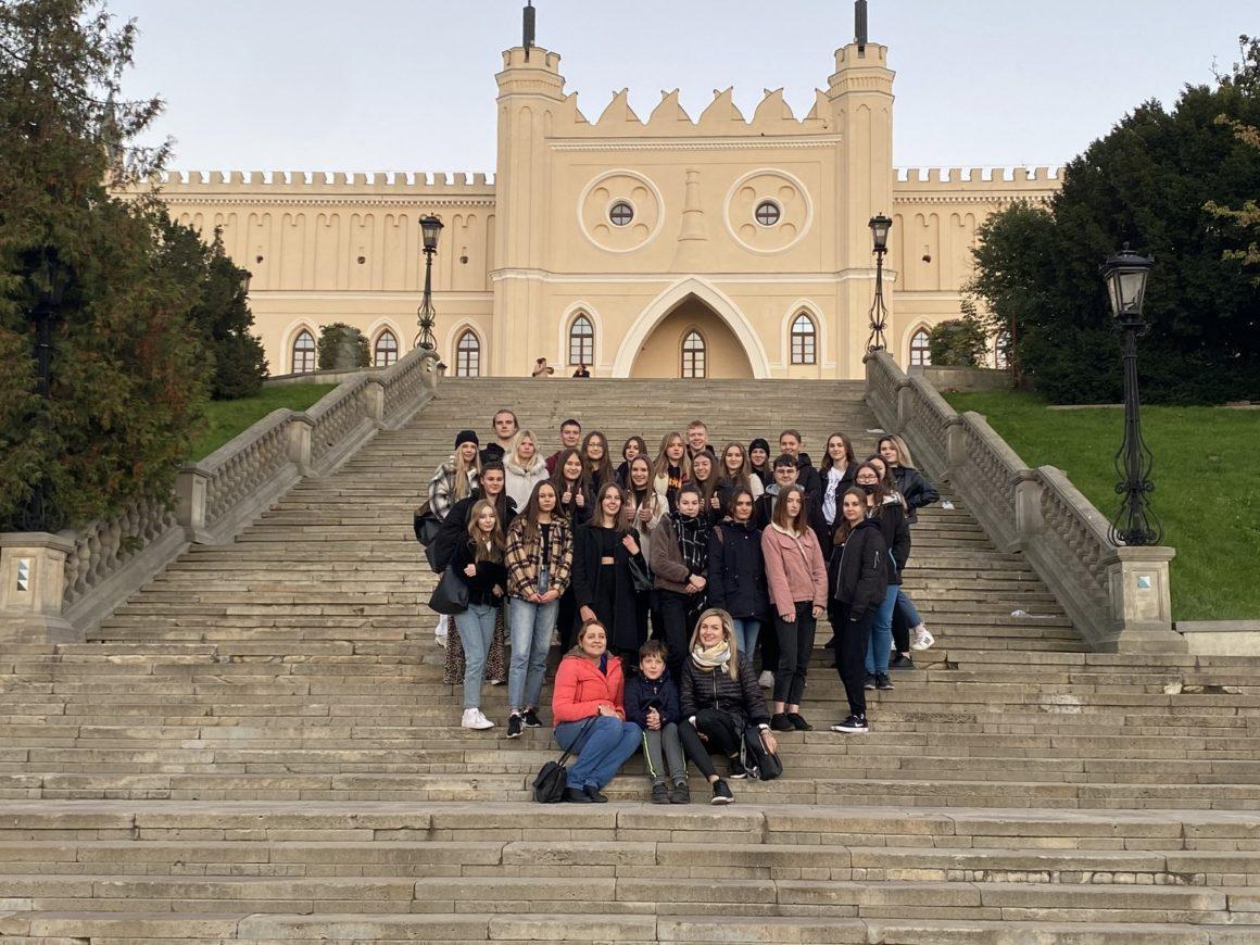 UMCS Lublin – wyjazd edukacyjny